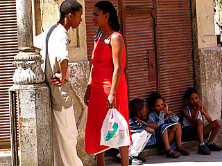 Cuban conversation