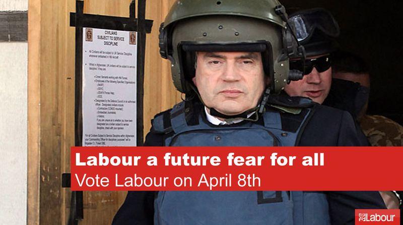 Gordon Brown image