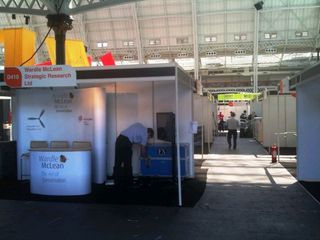 Insight Show stand