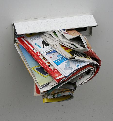 Stuffed letter box