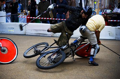 Bike polo 2