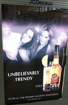 Unbelievably trendy
