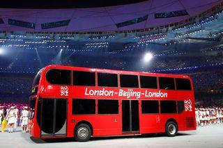 Olympic-bus
