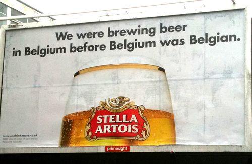 Stella belgian