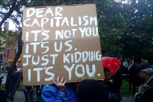 Dear capitalism