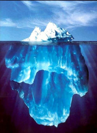 new arrival 84b34 c0969 The iceberg of brand communication - the art of conversation